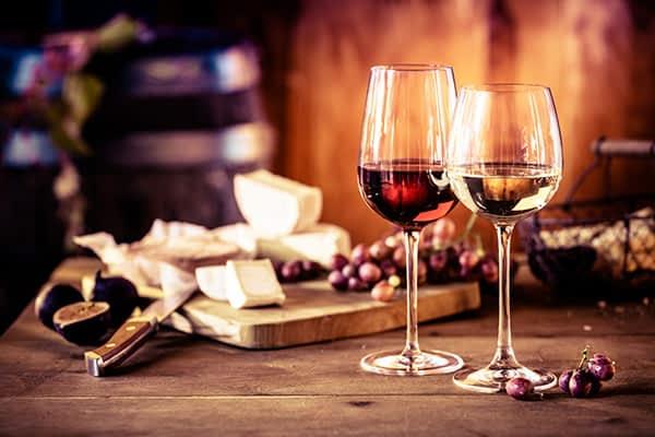 Wijnproeven onder begeleiding