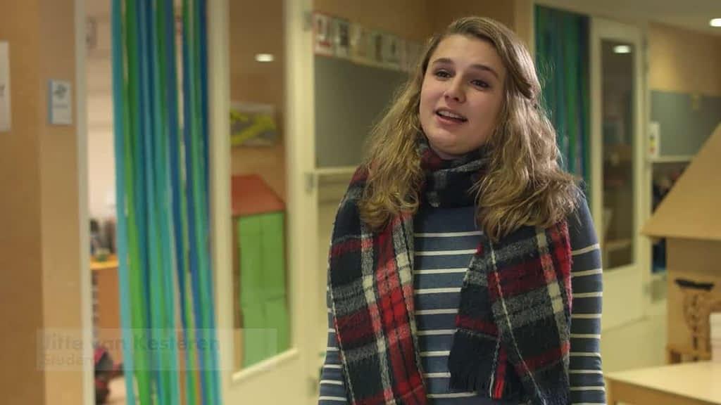 Bedrijfsfilm over Iselinge Hogeschool