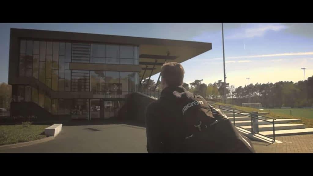 Bedrijfsvideo voor de voetbalacademie van Vitesse