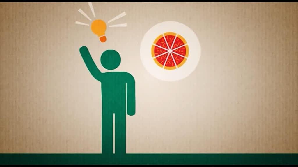 Animatievideo New York Pizza