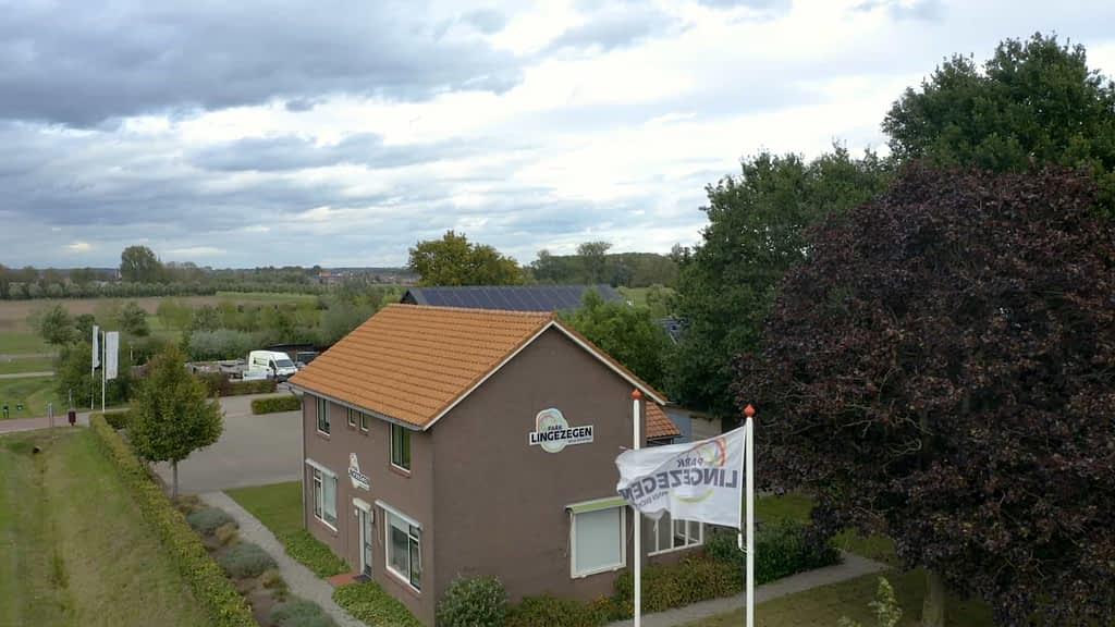 Drone video Park Lingezegen