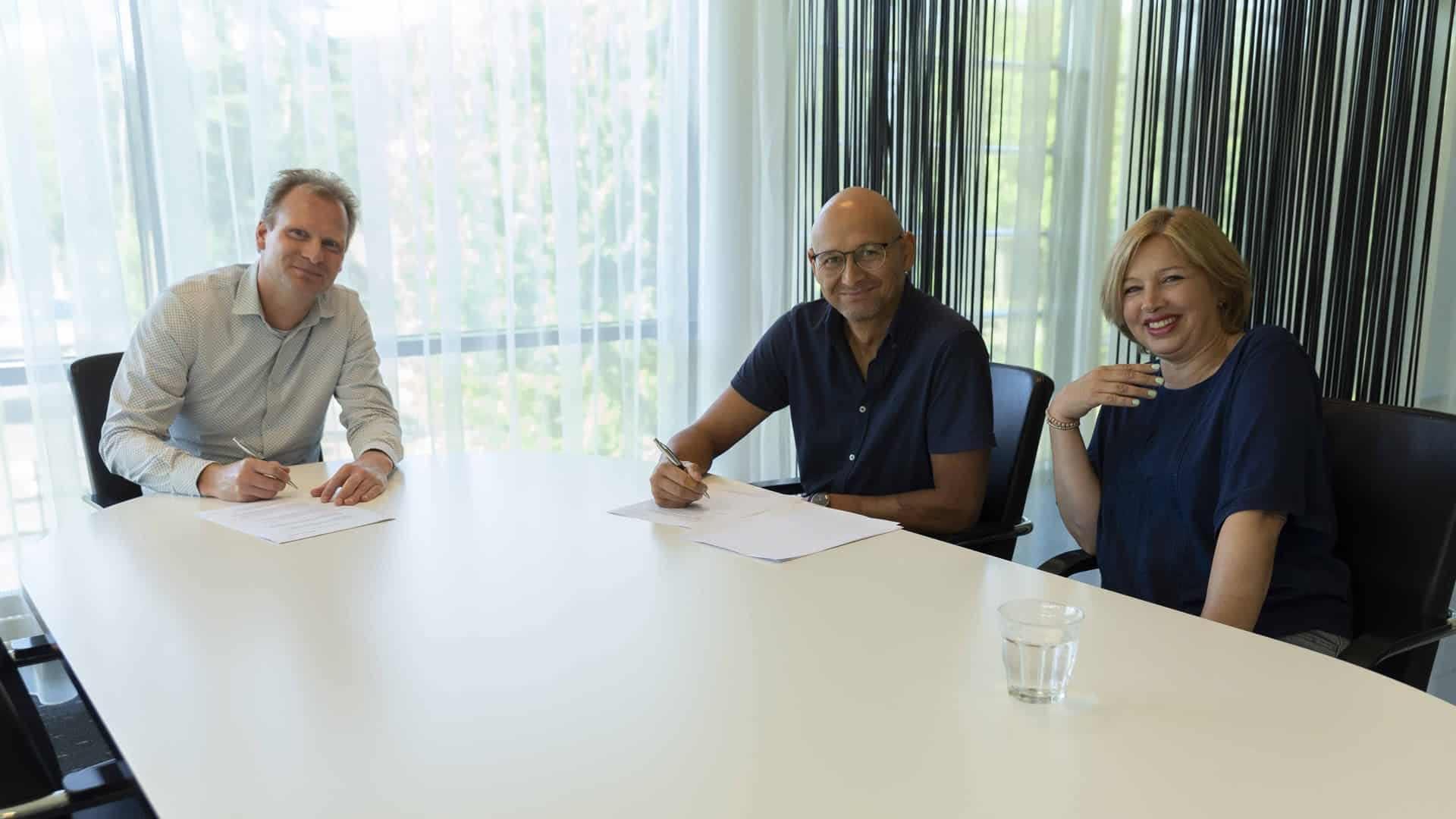 Verlenging samenwerking Vitesse