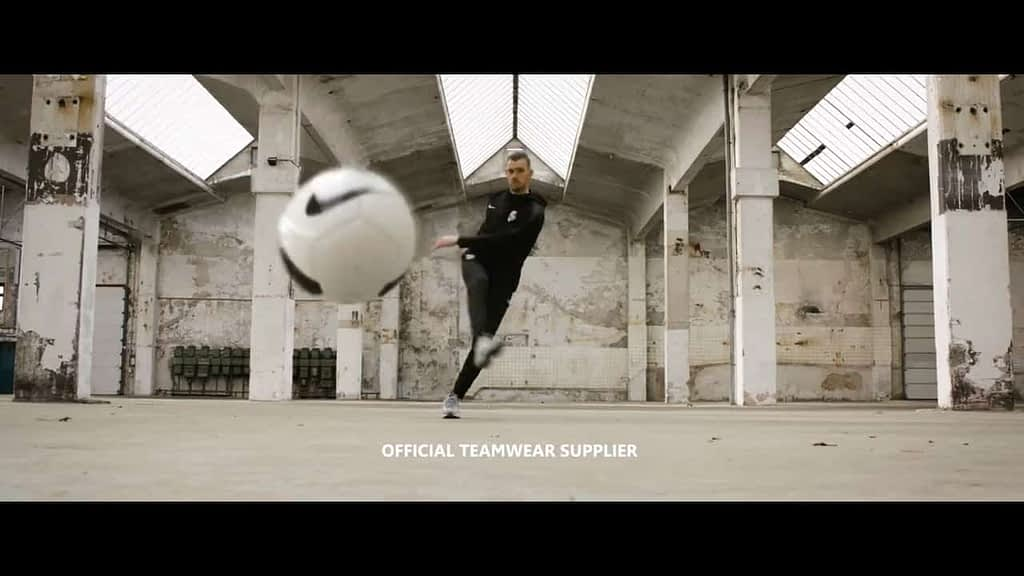 Webvideo Nike