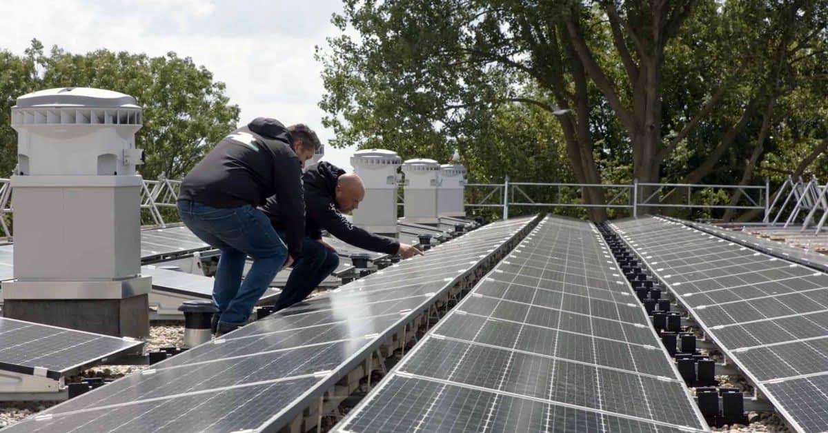 Bedrijfsfilm laten maken door Solarpas
